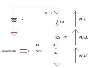 commande LED dimensionnement